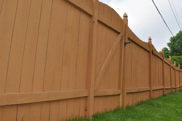 commercial fencing ajax